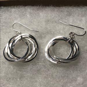 *6/$30* silver ring earrings